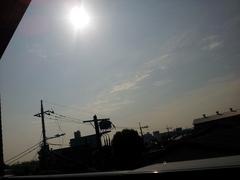 金環日食???